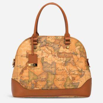 Женская сумка - большая, 1A Classe Alviero Martini, линия Geo Classic D077
