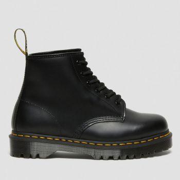 DR. MARTENS 101 BEX Line – Black Leather Boots
