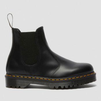 DR. MARTENS 2976 BEX Line – Black Leather Chelsea Boots