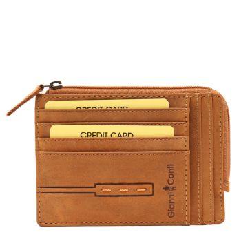 Портмоне с Отделами для документов и кредитных карт - Gianni Conti