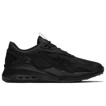 NIKE Air Max Bolt Line – Black Fabric Sneakers