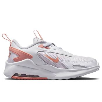 NIKE Air Max Bolt Line – White Pink Sneakers for Kids