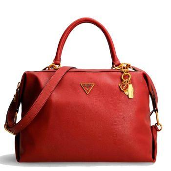GUESS Destiny Line – Red Crossbody Bag for Women VB7878070