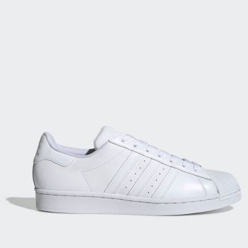 ADIDAS Superstar Line – White Leather Sneakers