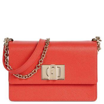 FURLA 1927 Line – Ruby Leather Cross-Body Bag