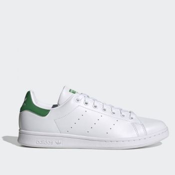 ADIDAS Stan Smith Line – White and Green Sneakers