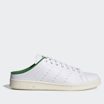 ADIDAS Stan Smith Mule Line – White and Green Slip On