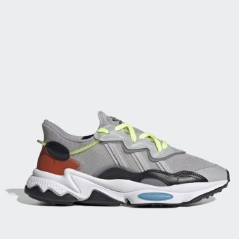 ADIDAS Ozweego Line – Grey Black and Blue Sneakers