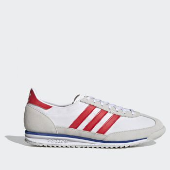ADIDAS SL 72 Line – Grey White and Red Sneakers