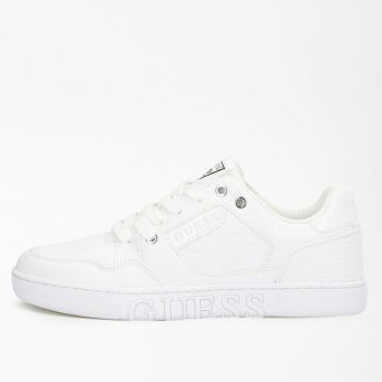 GUESS Julien Line – White Sneakers for Women