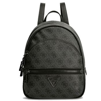 GUESS Manhattan Line – Small Coal Backpack for Women