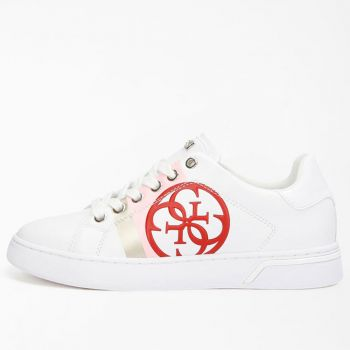 GUESS Reata Line – Whisper White Sneakers for Women