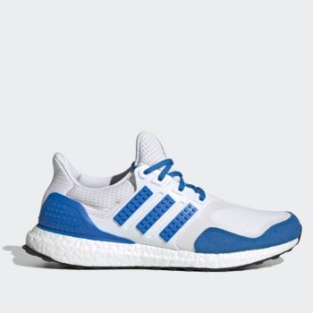 ADIDAS Ultraboost DNA x Lego Line – Blue White Fabric Sneakers