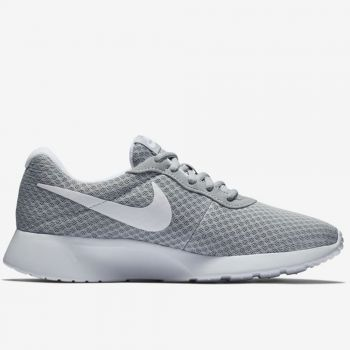 NIKE Tanjun Line – Grey White Sneakers