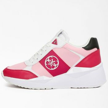 GUESS Tesha Line – Pink Sneakers