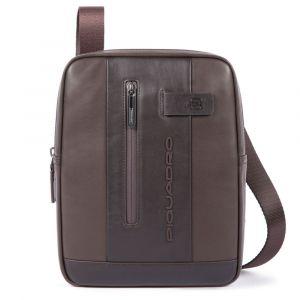"""Организованная сумка Piquadro из коричневой кожи для iPad® 10,5 """"/ iPad 9,7"""" - CA1816UB00 линия Urban"""