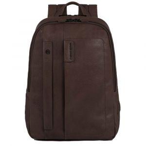 Рюкзак для ноутбука 14 дюймов - PIQUADRO CA3869P15S из коричневой кожи
