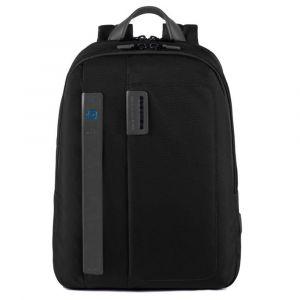 Рюкзак PIQUADRO для ноутбука и планшета с диагональю 14 дюймов - CA3869P16 из черной ткани с устройством CONNEQU