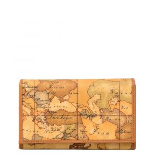 Woman with Clip Wallet Middle Class 1A Alviero Martini Geo Classic W021